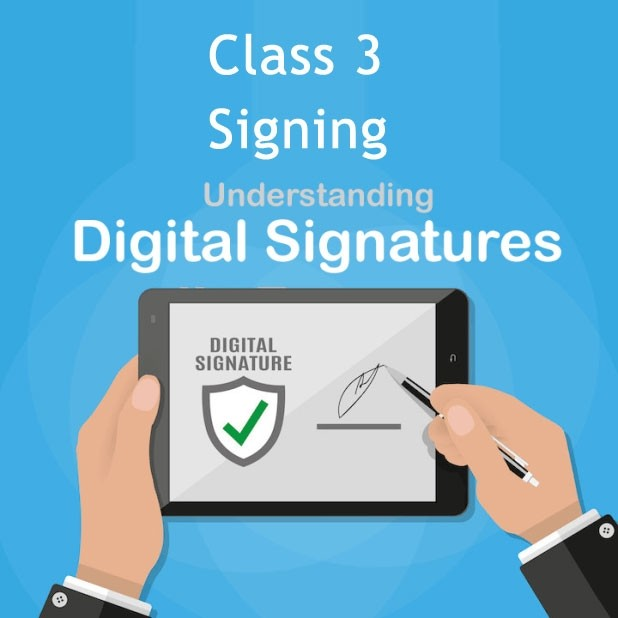 CAPRICORN CLASS 3 (DSC) DIGITAL SIGNATURE SIGNING FOR 3 YEARS