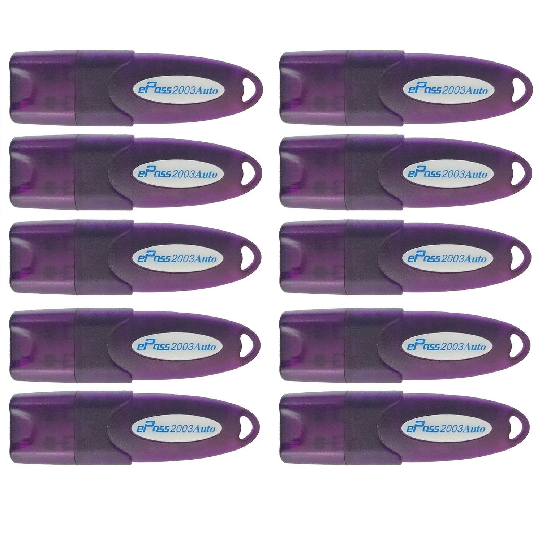 Epass 2003 Auto USB Token (Pack of 10 )