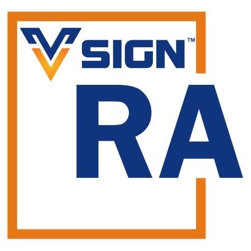 v-sign class 3 Digital Certificate